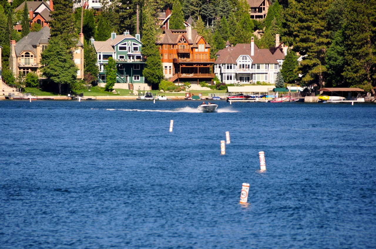 Lake A Houses