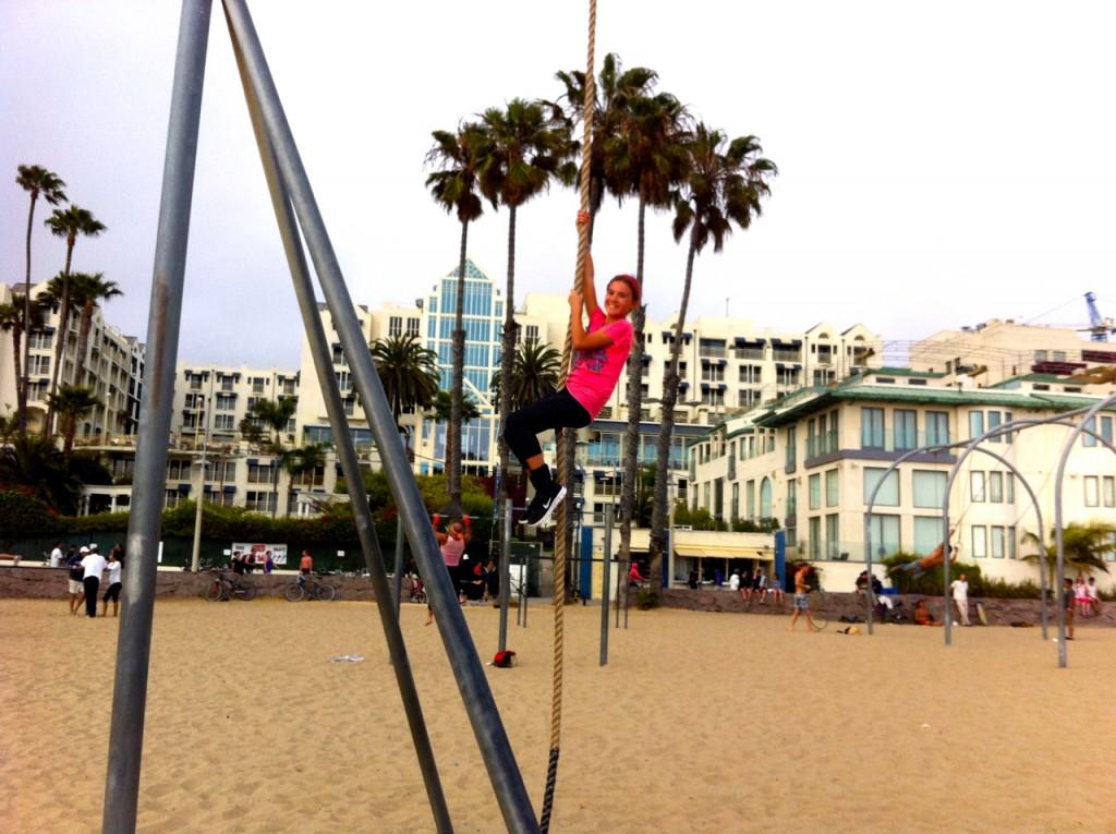 Swing Santa Monica