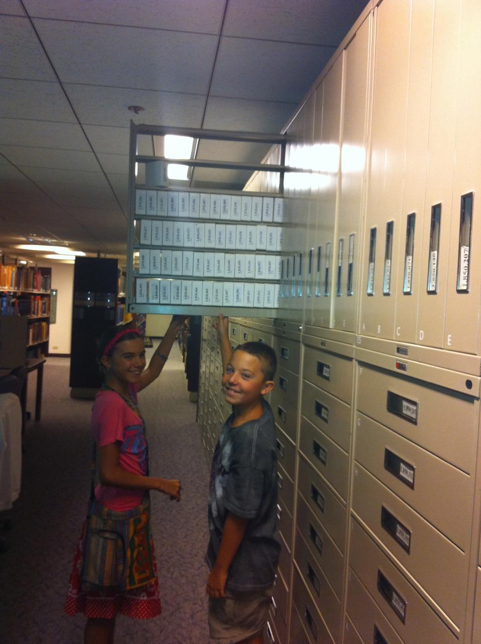 Utah Mormon Geneological Library
