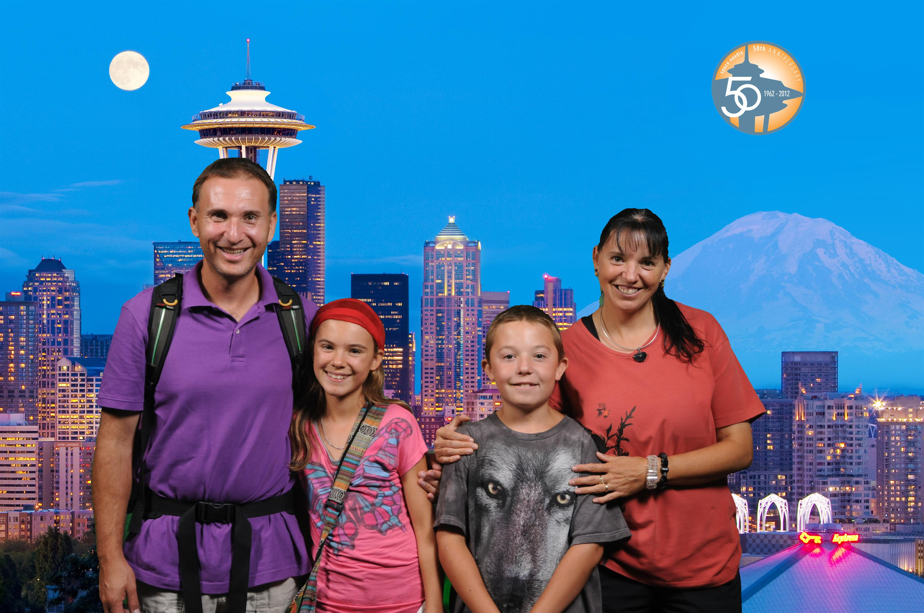 SpaceNeedle Seattle