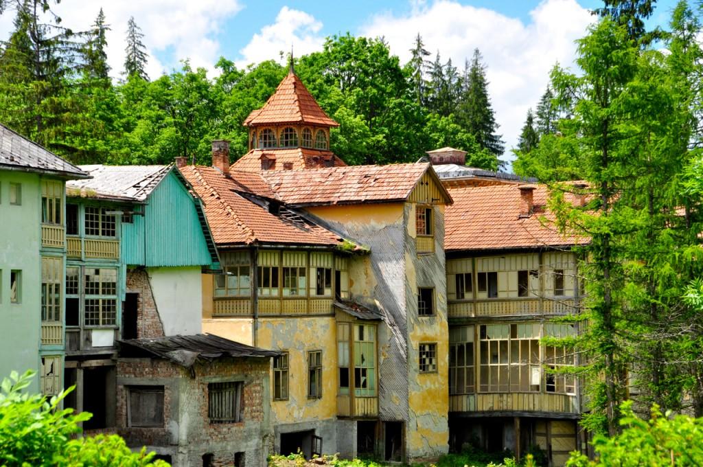 Borszek villas