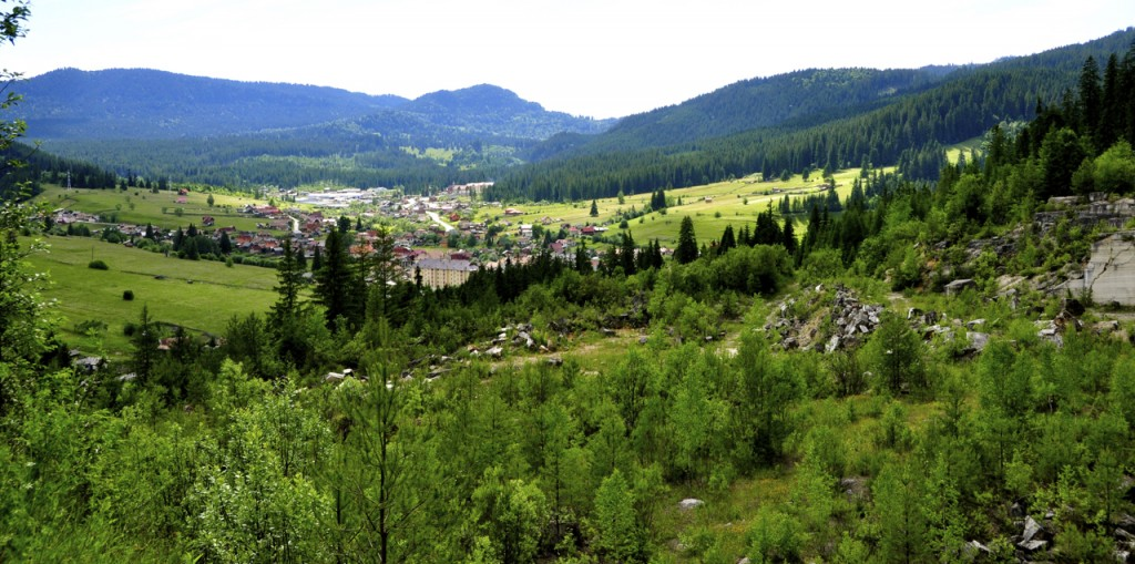 Land of Springs