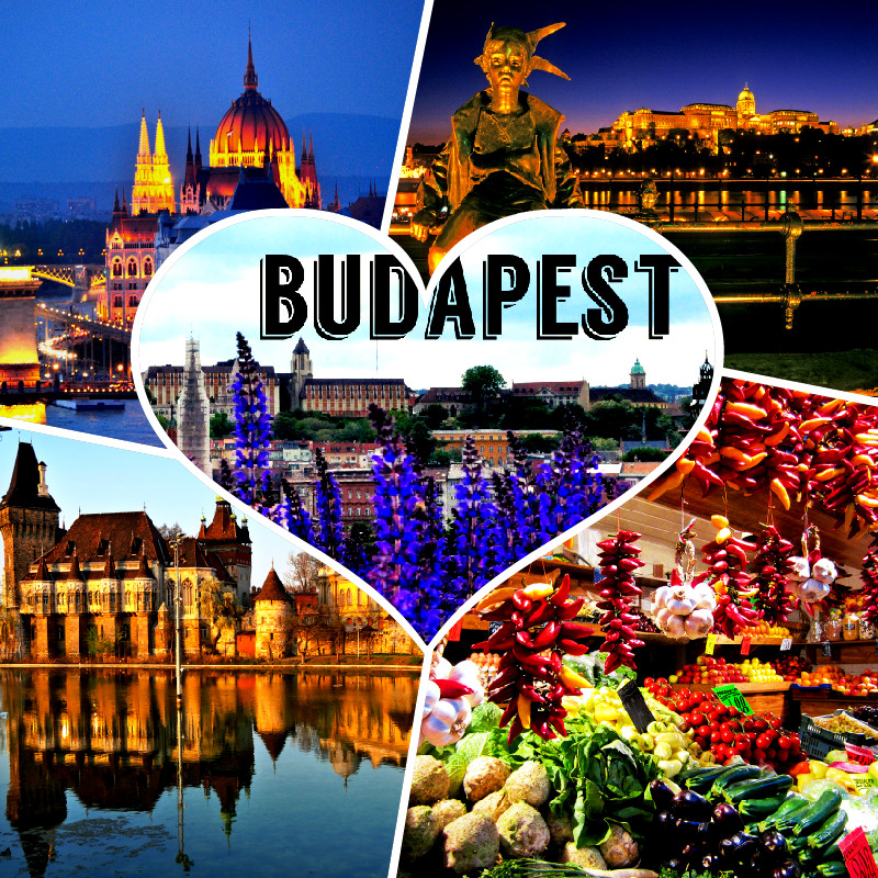 My Baker's Dozen of Things To Do in #Budapest
