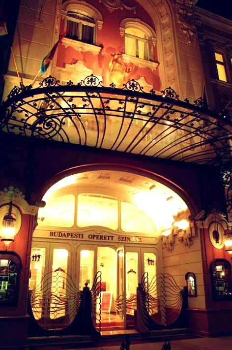 Budapesti Operettszinhaz