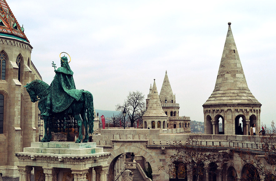 Fisherman's Bastion 2
