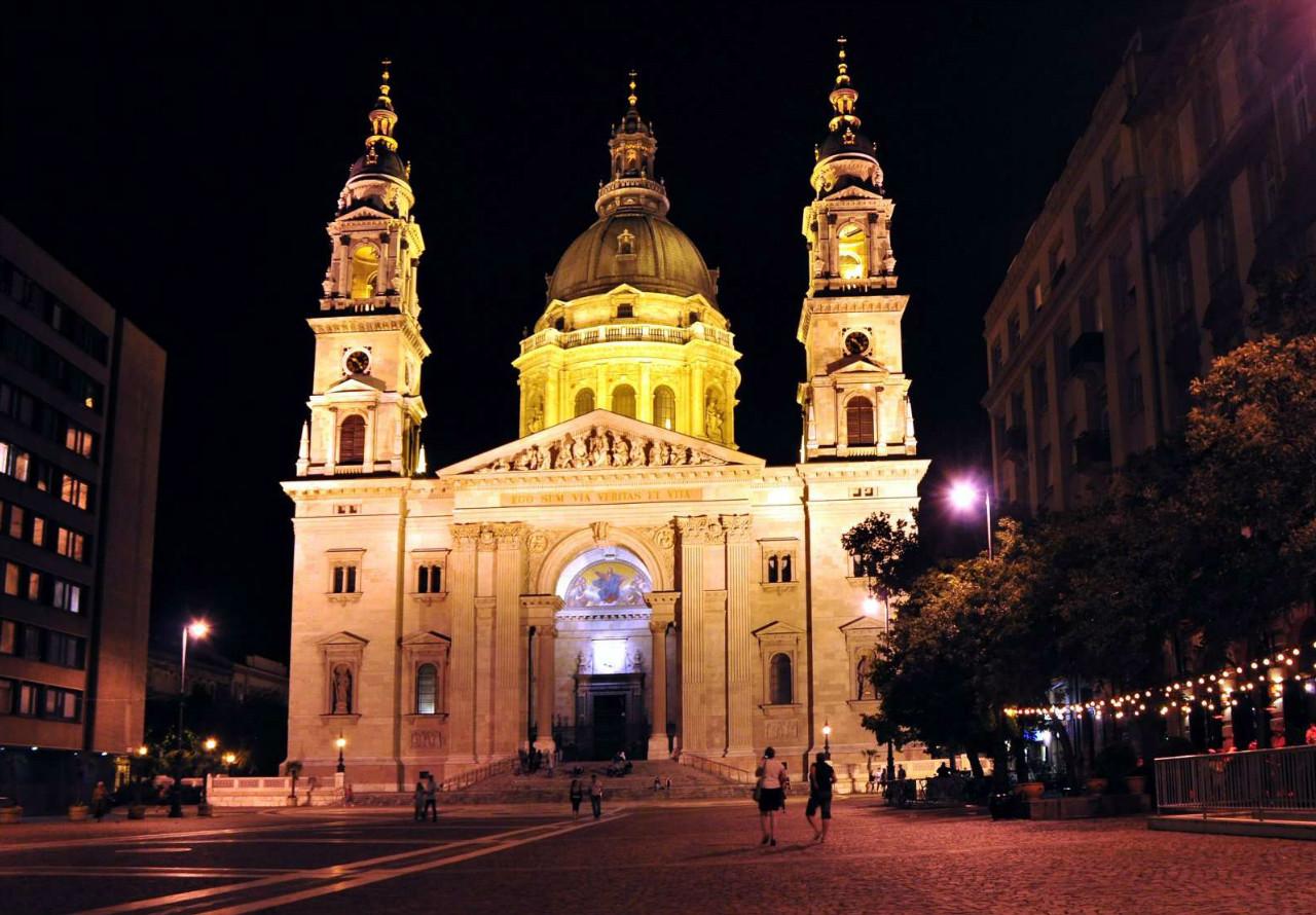 St Stephen Basilica 1