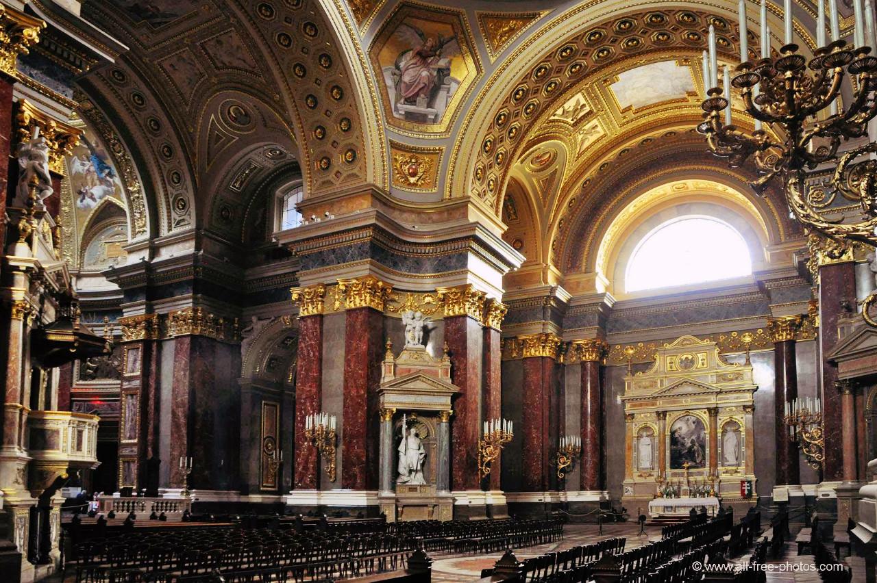 St Stephen Basilica 2