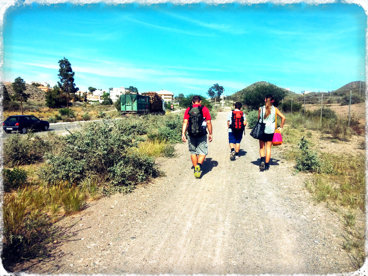Walk to Aguilas 2