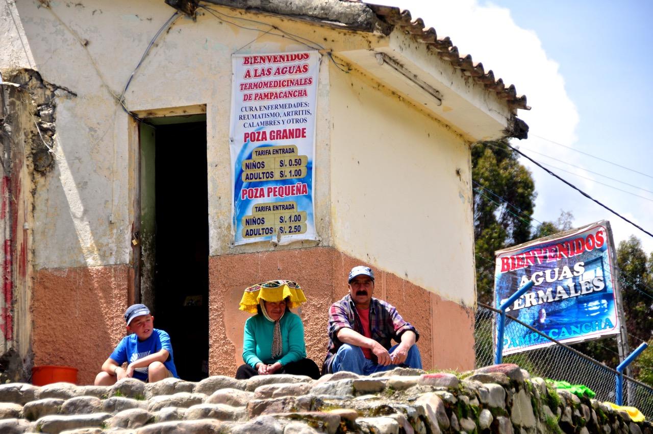 Aguas Termales Pampacancha