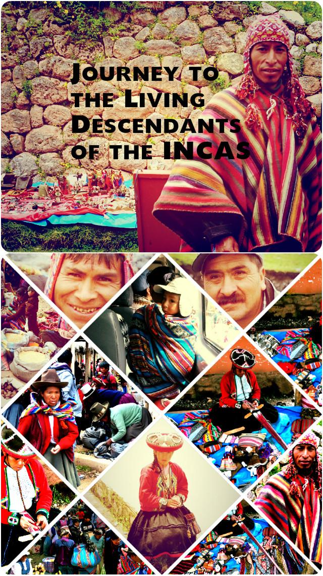 Living Descendants of The Incas