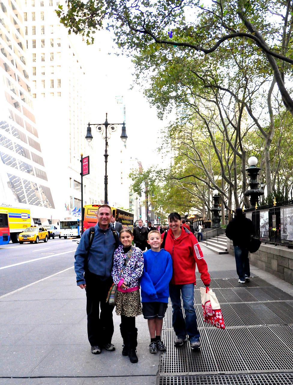 NYC Family