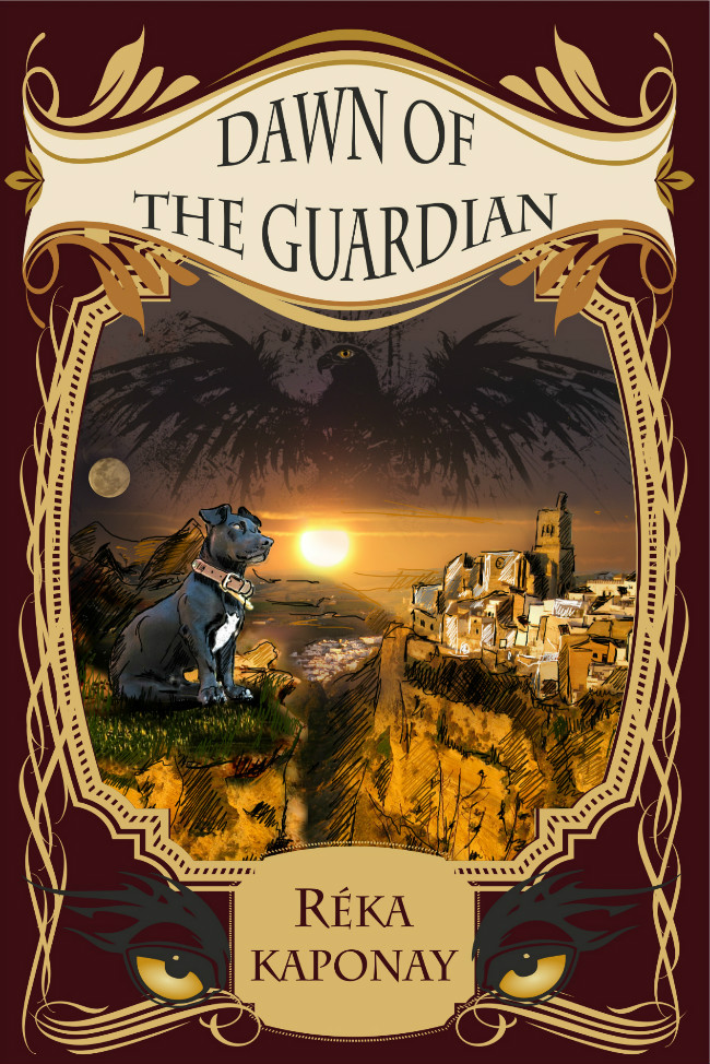 Book Cover Dawn of The Guardian