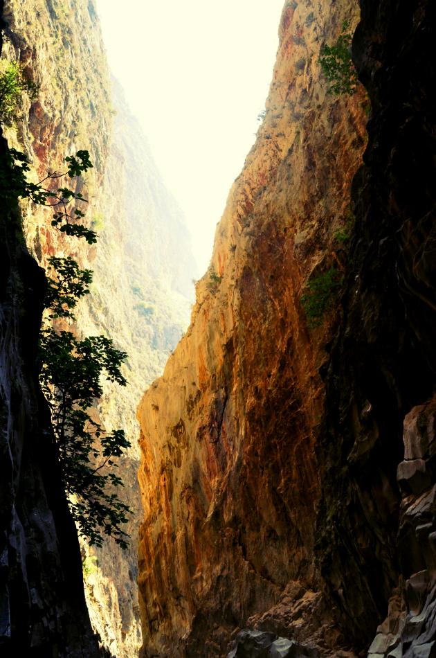 Fethiye Saklikent Gorge Turkey