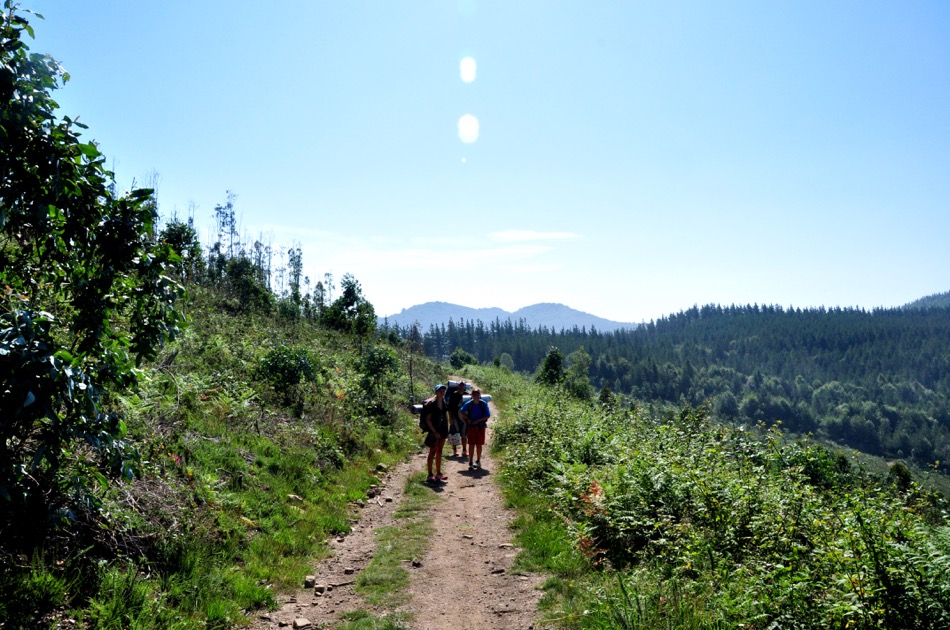 Hiking the Camino del Norte