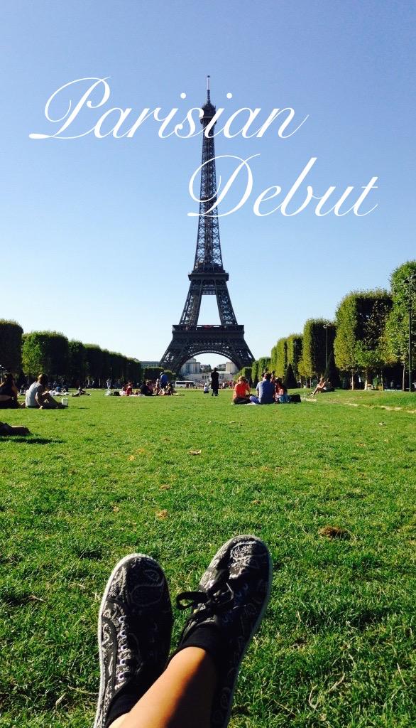 Parisian Debut