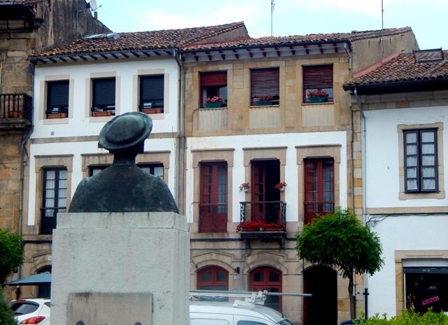 Villaciciosa's old town