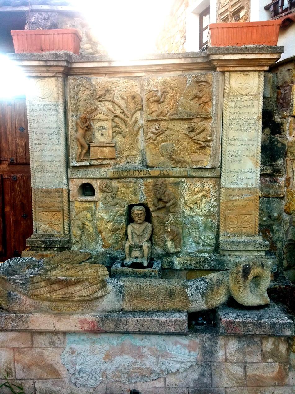 Aviles Stone sculpture