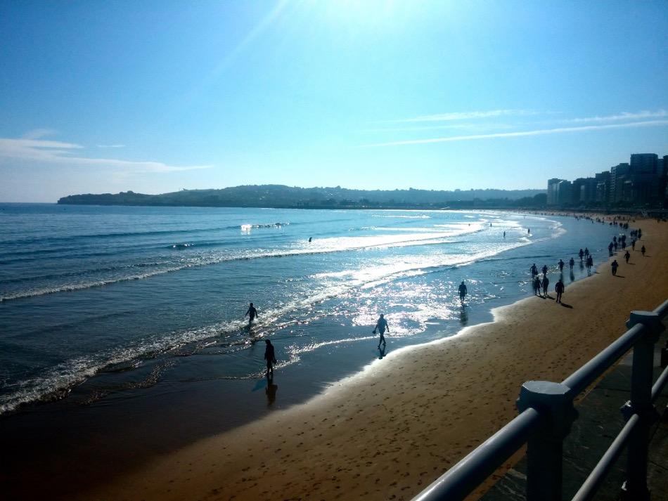 Gijon_Beach_1