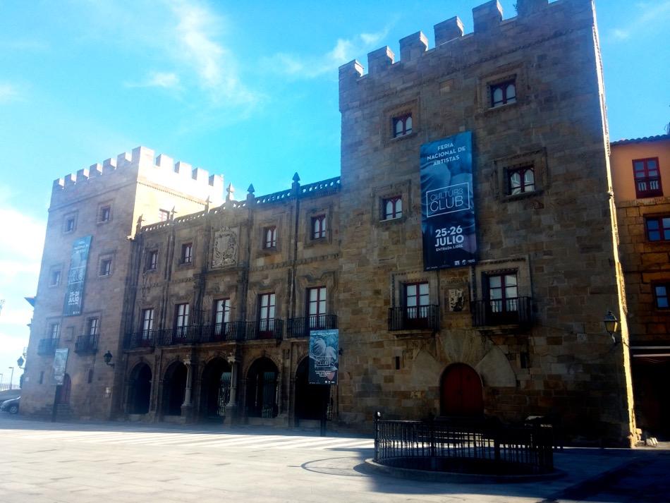 Plaza del Marqués Gijon 3