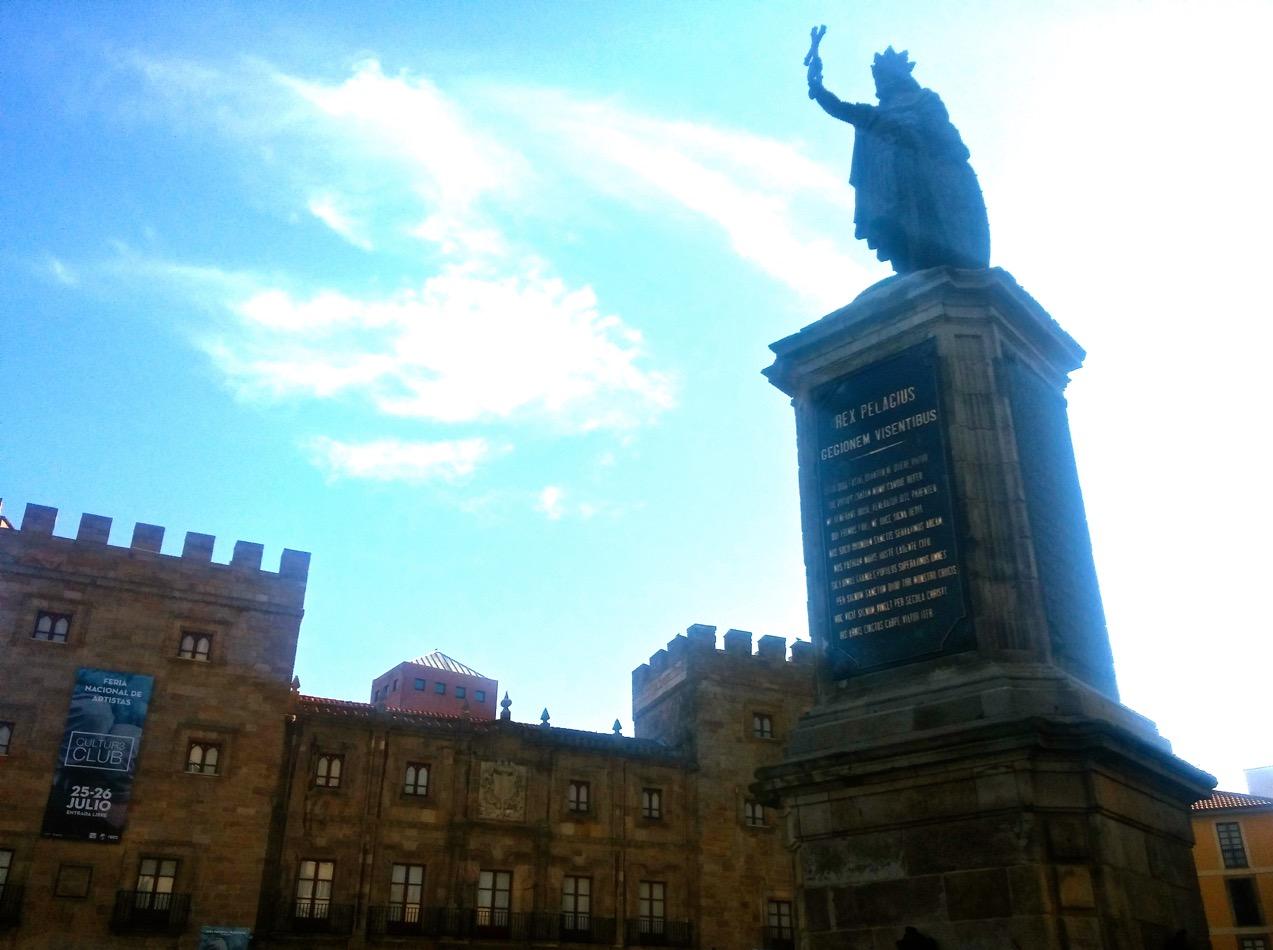 Plaza del Marqués Gijon 1