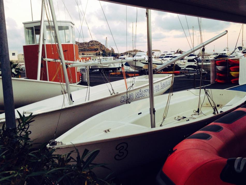 Aguilas Sails