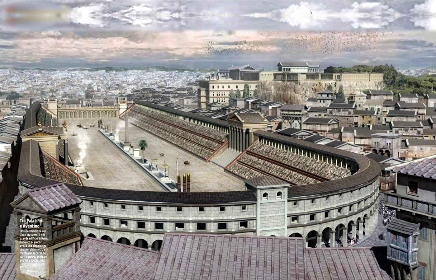 Circus Maximus - THEN