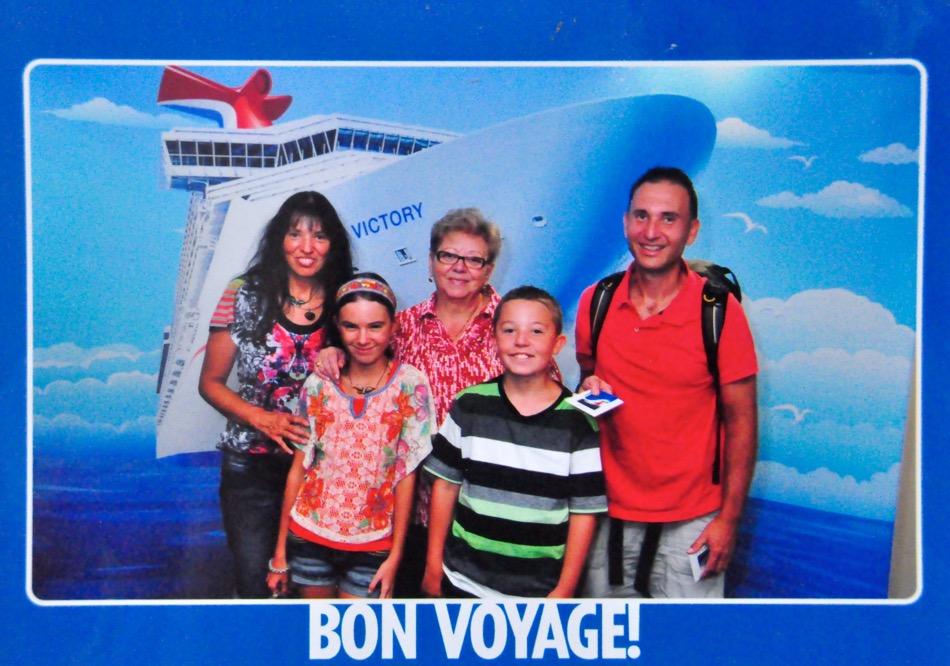 Cruise Family Voyage