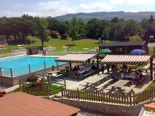 Gijon Albergue Pool