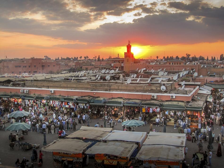 Marrakech Medina 1