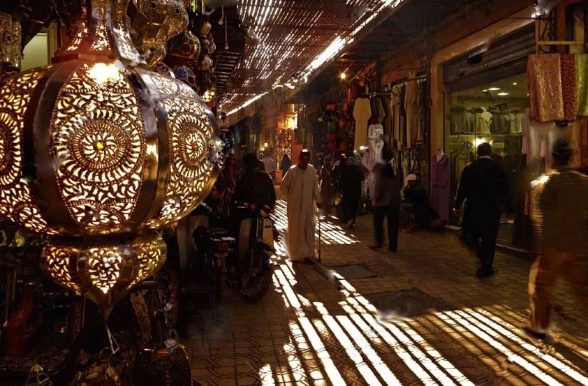 Souks of Marrakech