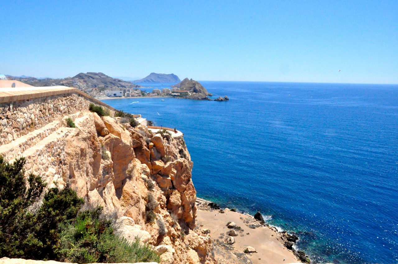 View of The two Islands_Aguilas