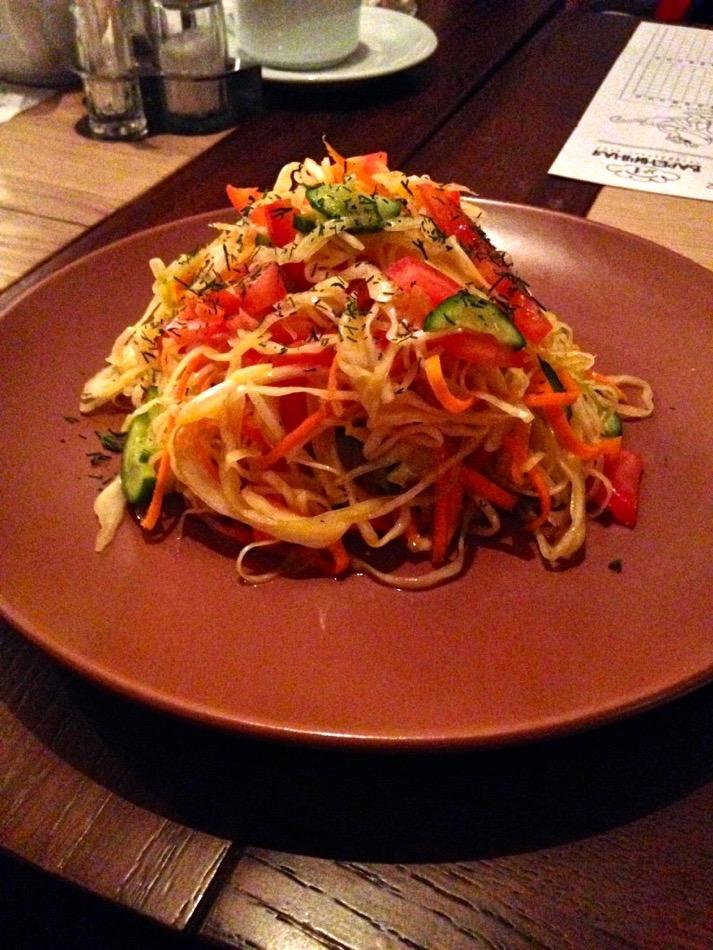 13 Dinner Salad