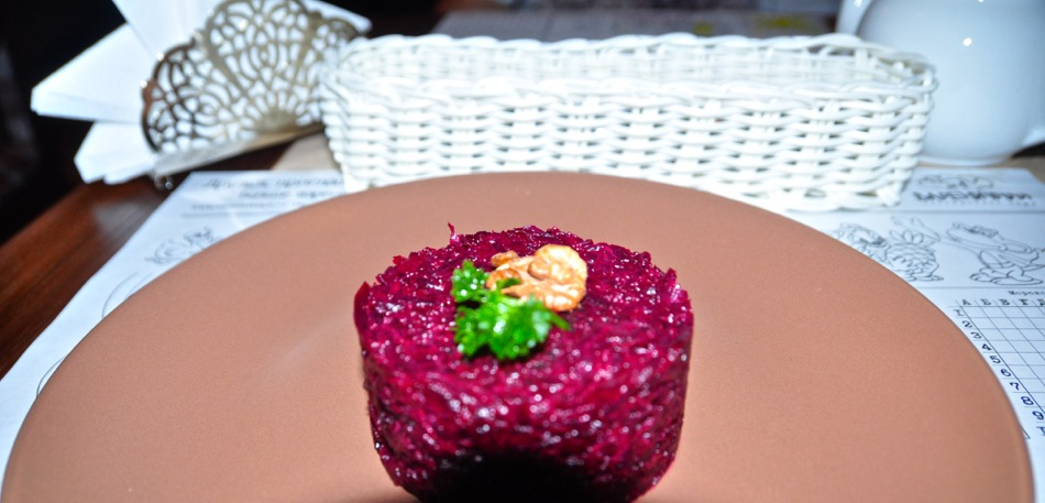 Beetroot Salad Moscow