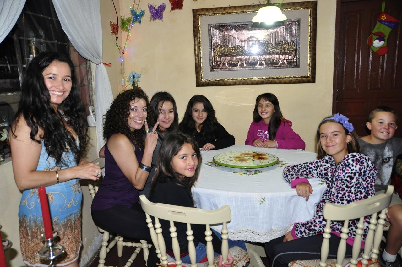 Friends in Quito