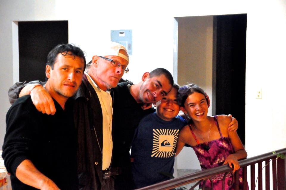 Friends in Vilcabamba