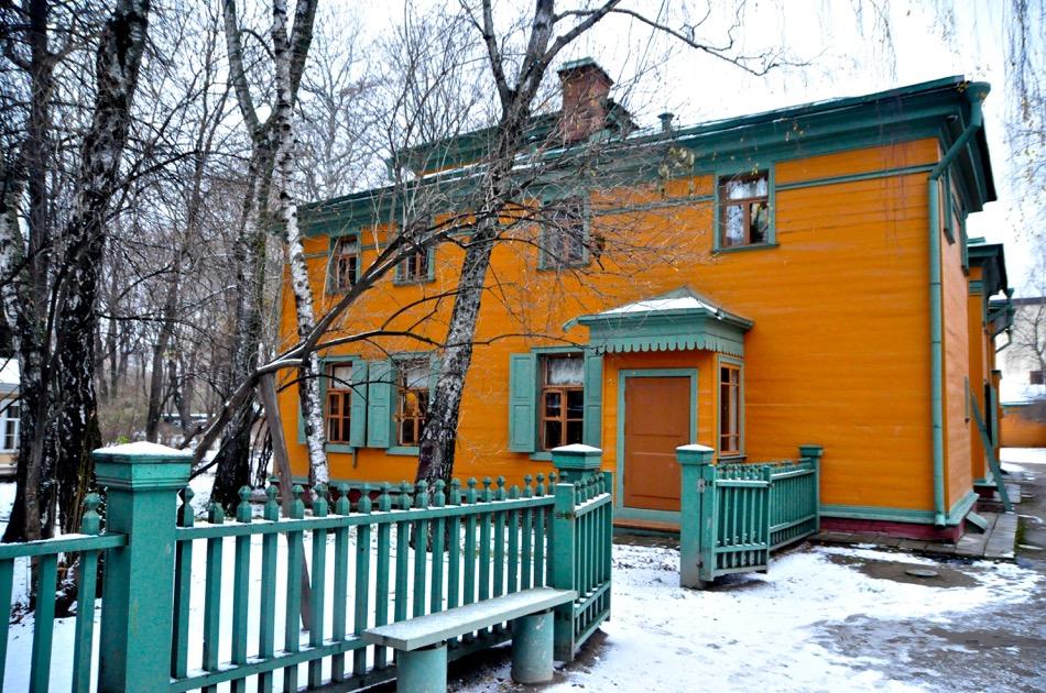 Leo Tolstoy House_1