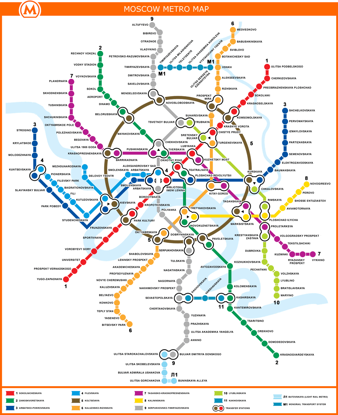 Moscow-Metro-Map