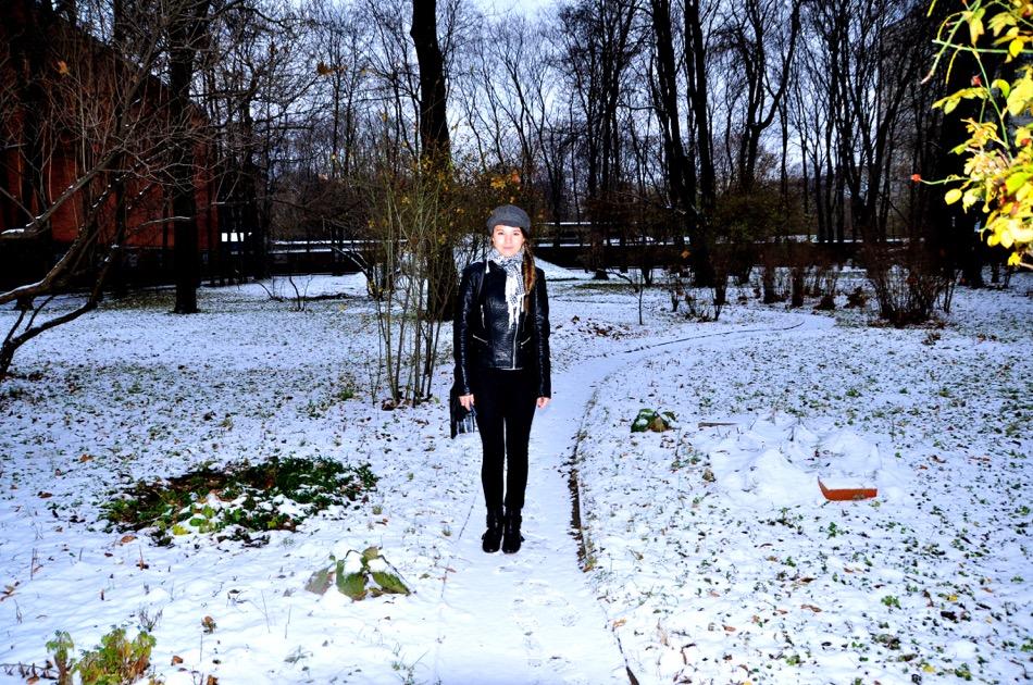 Reka in Tolstoy's Garden