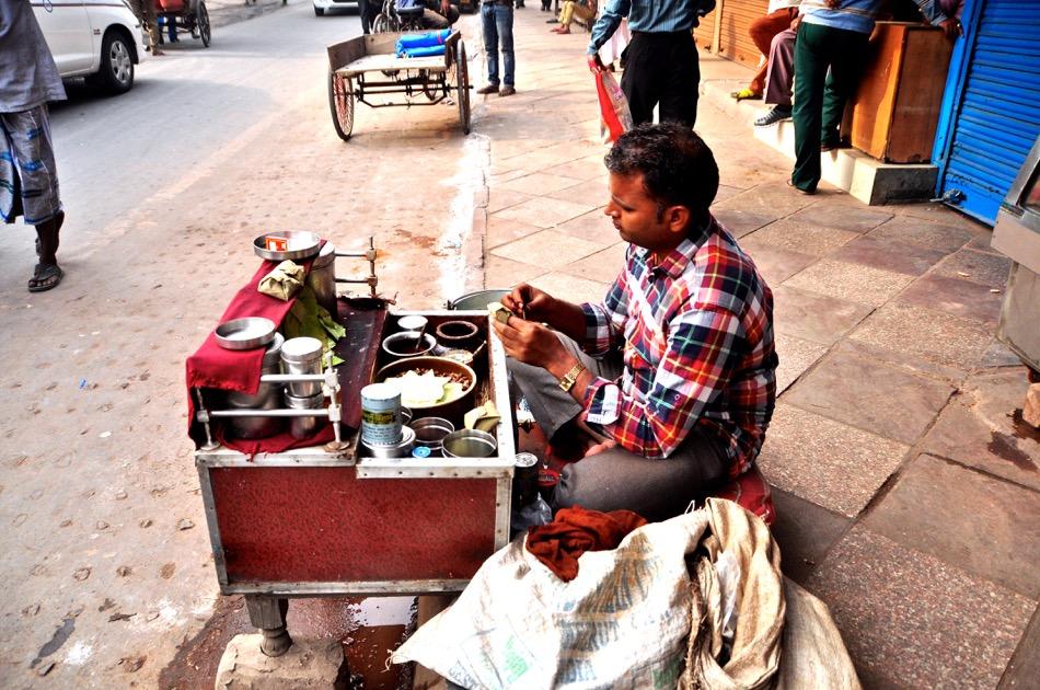 Old Delhi Streets 2