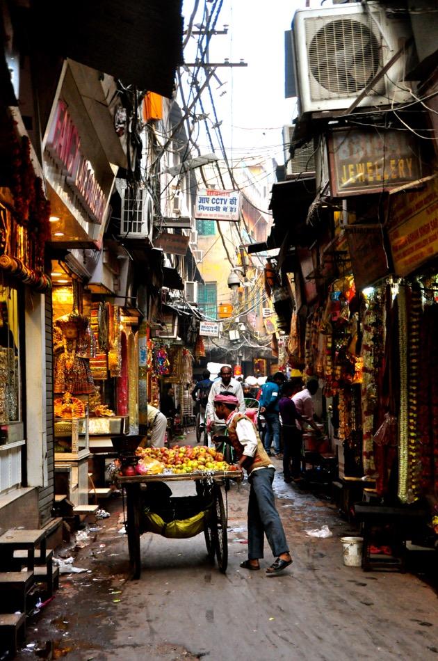 Old Delhi Streets 1