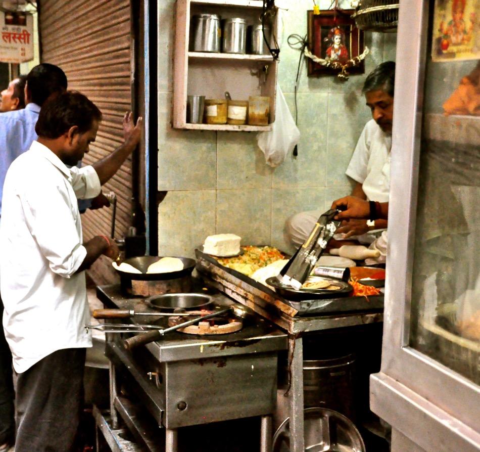 Parathas_Old Delhi