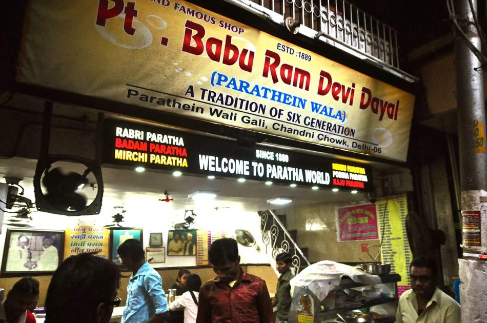 Parathe_Wali_Gali_Old Delhi