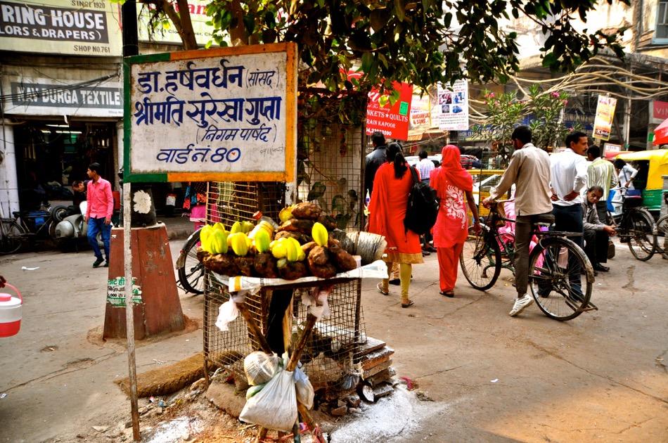 Old Delhi Streets 3