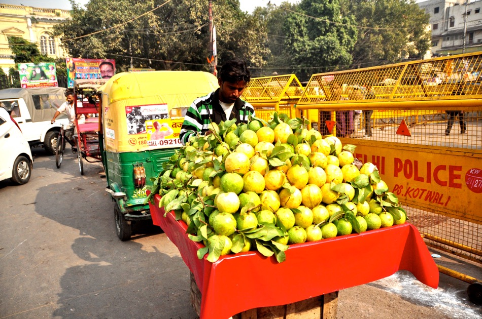 Old Delhi Streets 4