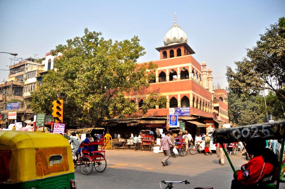 Old Delhi Walk 2