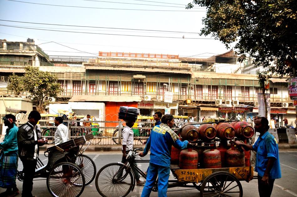 Old Delhi Streets 5