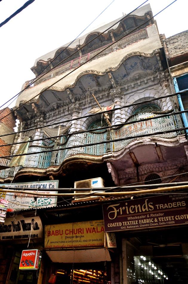 Old Delhi Building