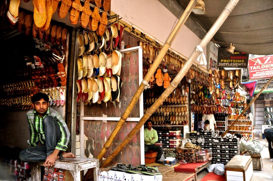 Footwear_Old Delhi