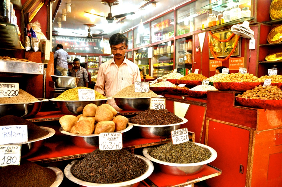 Old Delhi Spices 1