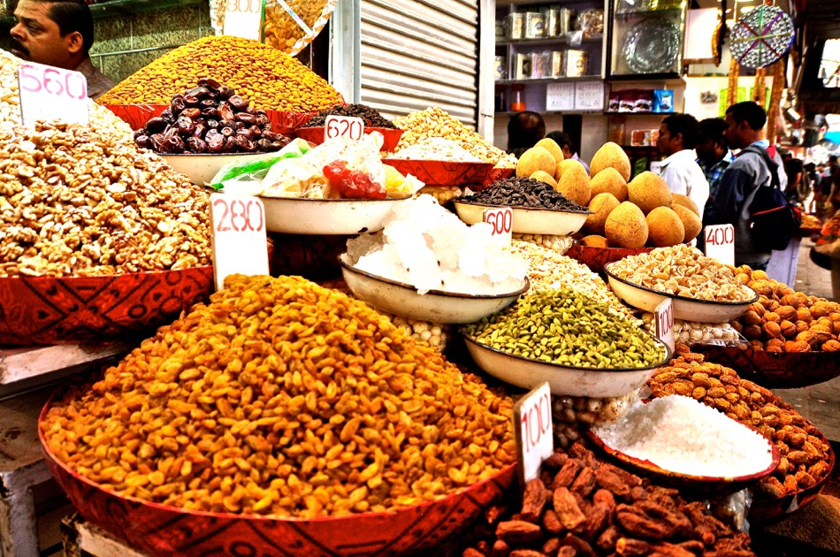 Old Delhi Spices 4